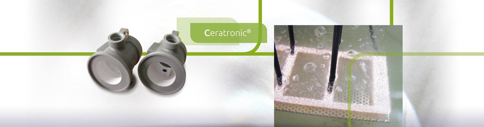 Galvanoplastie industrielle : Cératronic