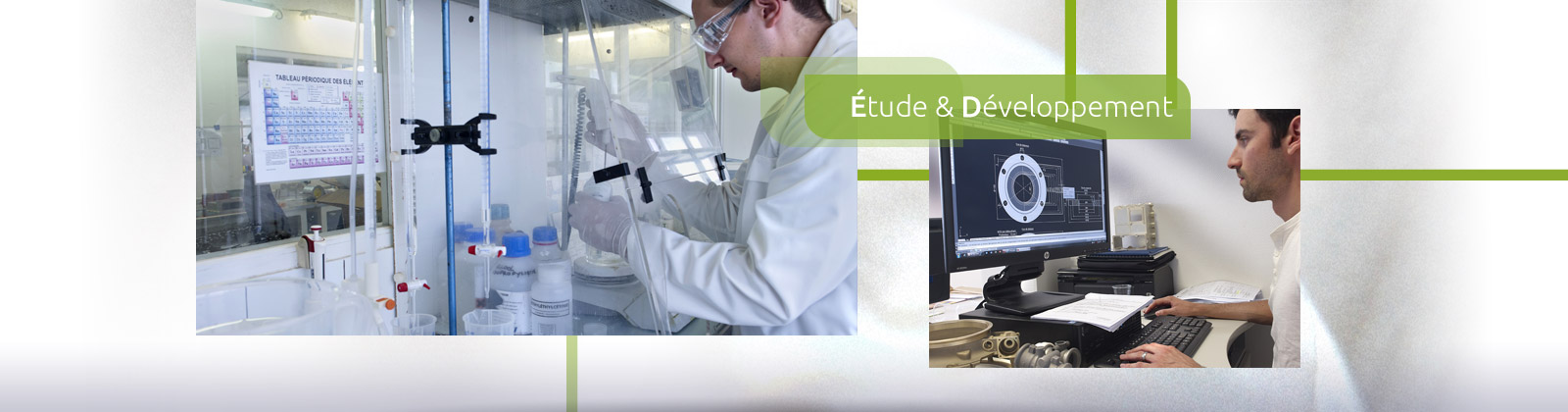 Galvanoplastie industrielle : Etude et développement